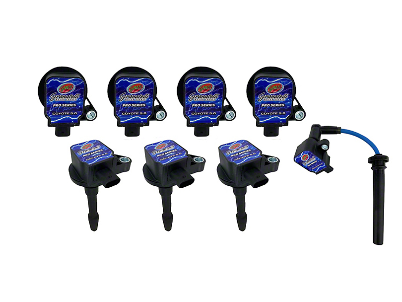 Granatelli Motor Sports Pro Series Coil Packs (18-20 GT)