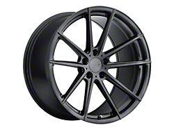 TSW Bathurst Gloss Gunmetal Wheel; Rear Only; 20x10 (05-09 All)