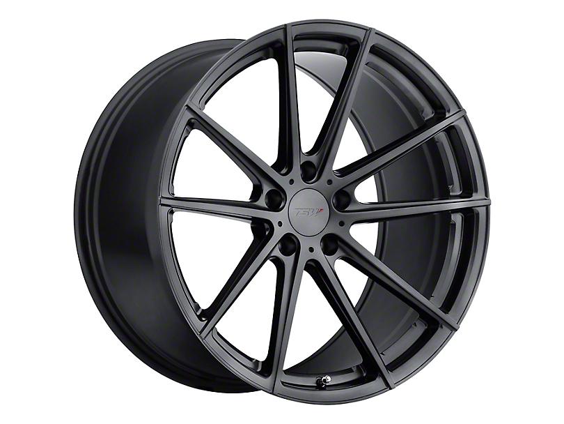 TSW Bathurst Gloss Gunmetal Wheel - 19x10.5 - Rear Only (15-20 GT, EcoBoost, V6)