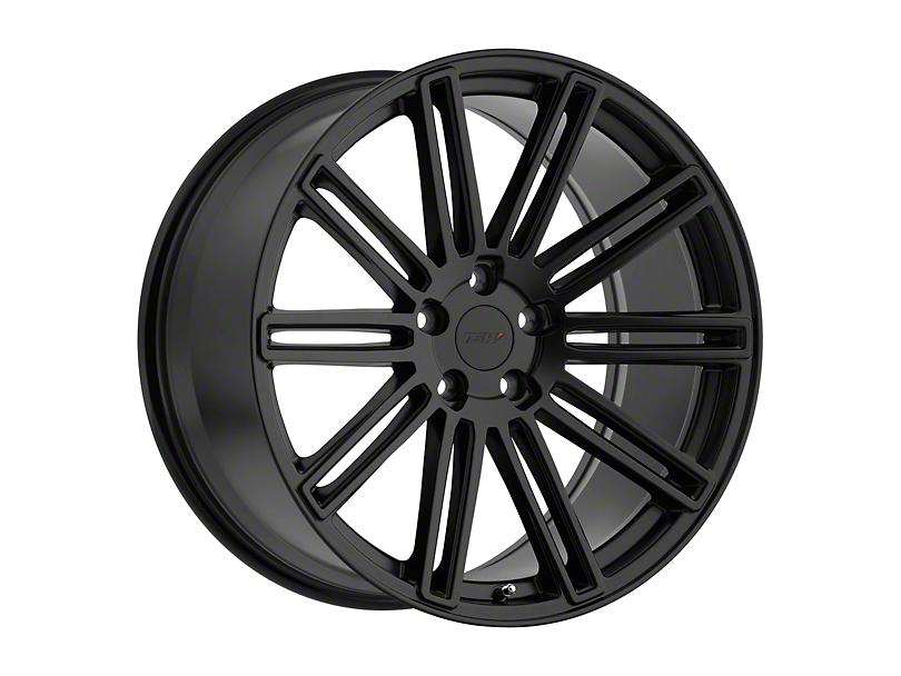 TSW Crowthorne Matte Black Wheel - 19x9.5 (15-19 GT, EcoBoost, V6)