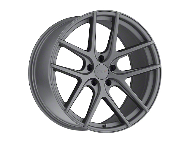 TSW Geneva Matte Gunmetal Wheel - 20x11 - Rear Only (05-09 All)
