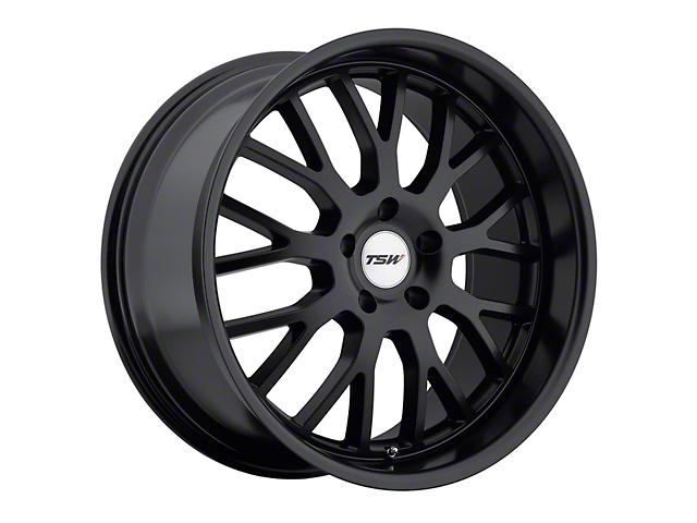 TSW Tremblant Matte Black Wheel - 20x8.5 (05-14 All)