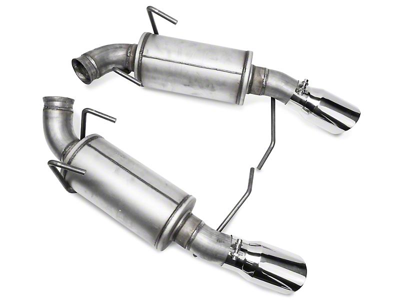 SR Performance Axle-Back Exhaust (11-14 GT)