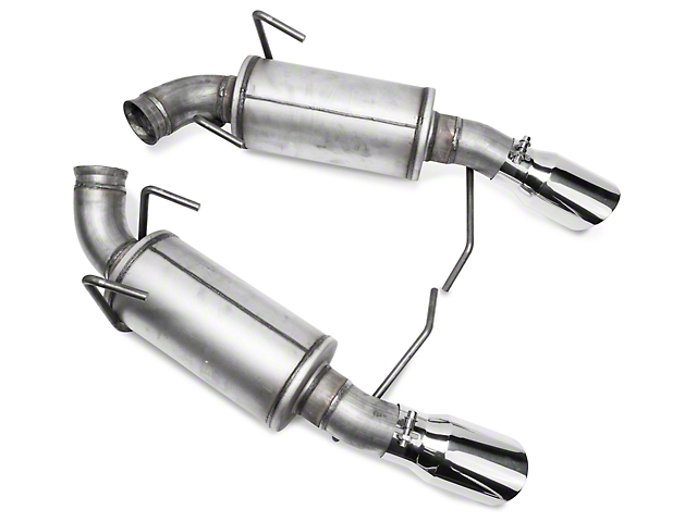 SR Performance Axle-Back Exhaust (11-14 GT)