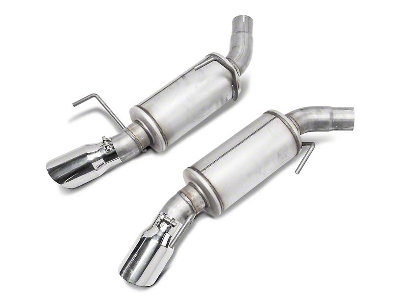SR Performance Axle-Back Exhaust (05-10 GT)
