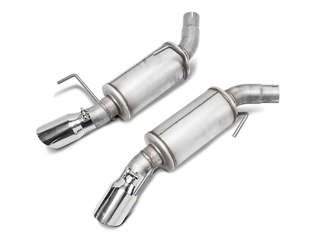 SR Performance Axle-Back Exhaust (05-10 GT)