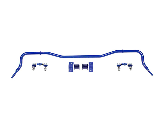 SuperPro Suspension Adjusable Rear Sway Bar (15-20 All)