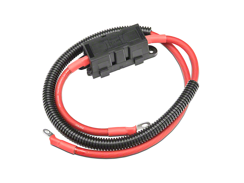 SR Performance Premium Power Wire Kit (94-14 All, Excluding GT500)