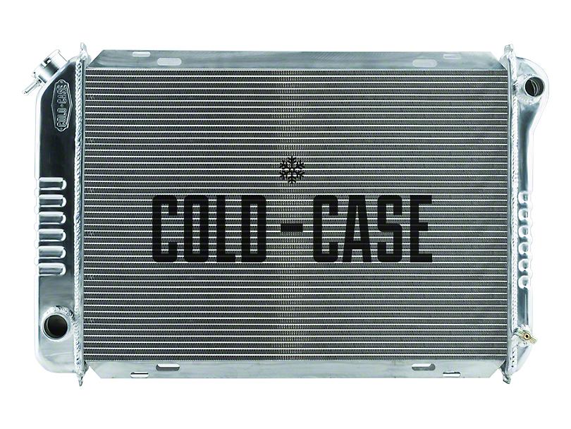 Cold Case Aluminum Performance Radiator (87-93 5.0L w/ Manual Transmission)