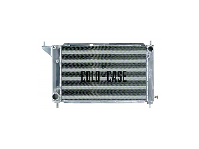 Cold Case Aluminum Performance Radiator (1996 GT w/ Manual Transmission)