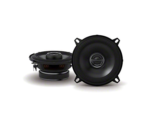 Alpine S-Series Coaxial 2-Way Speakers; 55W; 5-1/4-Inch (82-93 All)