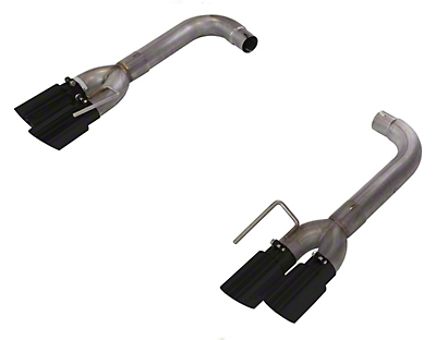 Pypes Pype-Bomb Axle-Back Exhaust w/ Black Tips (18-19 GT w/o Active Exhaust)