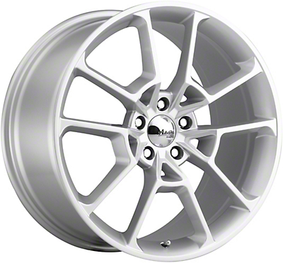 Advanti Fury Flash Silver Wheel - 20x9 (05-14 All)