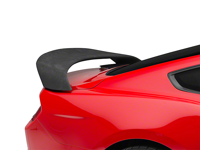 Icon Composites GT350R Track Edition TrueFit Rear Spoiler - Unpainted (15-20 Fastback)