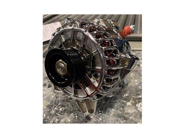 PA Performance Alternator - 200 Amp - Chrome (99-04 GT)