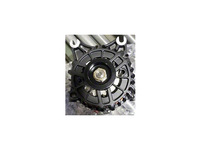 PA Performance Alternator - 200 Amp - Flat Black (99-04 GT)