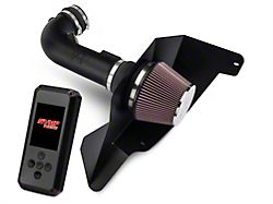 K&N Series 63 AirCharger Cold Air Intake & VMP Rev-X Tuner (15-17 GT Stock or w/ Bolt-On Mods)