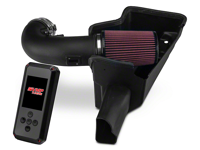 JLT Performance Cold Air Intake and VMP Rev-X Tuner (15-20 GT350)