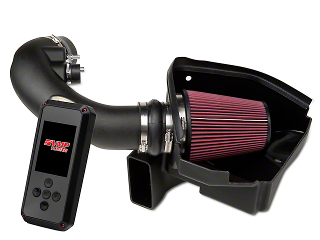 Airaid Race MXP Series Cold Air Intake and VMP Rev-X Tuner (11-14 GT Stock or w/ Bolt-On Mods)