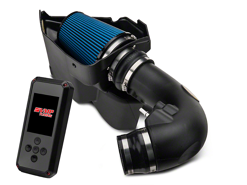 VMP Airaid MXP Series Cold Air Intake w/ SynthaMax Dry Filter & VMP Rev-X Tuner (11-14 GT Stock or w/ Bolt-On Mods)