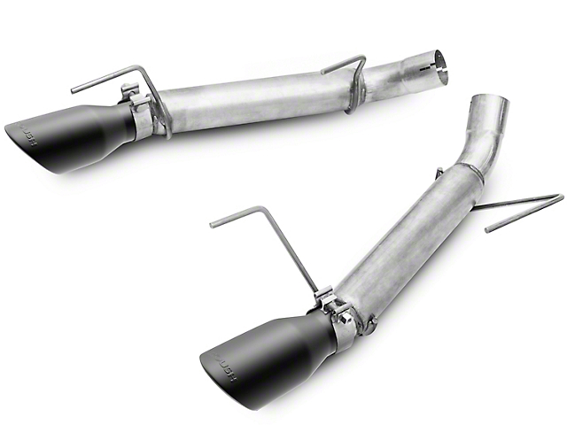 Roush Extreme Axle-Back Exhaust w/ Black Tips (05-10 GT, GT500)