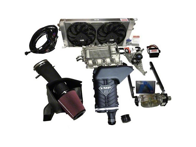 VMP GEN 3 2.65L TVS Supercharger Kit - Stage 3 (15-17 GT)