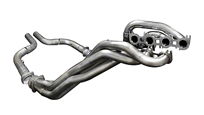 Corsa 1-7/8 in. Long Tube Headers w/ Connection Pipes (2018 GT)