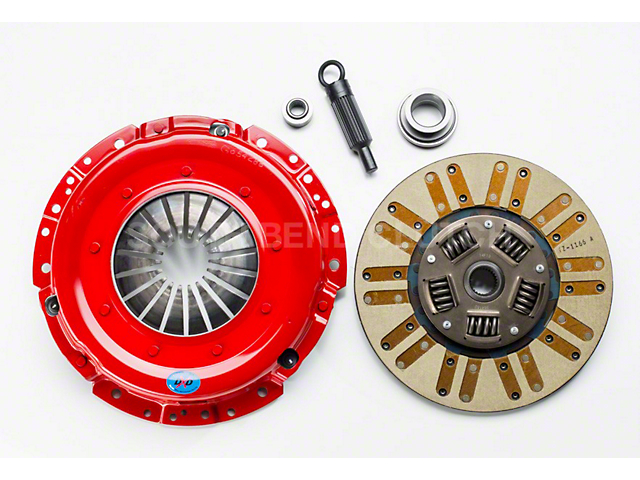 South Bend Clutch Stage 2 Daily Clutch Kit (11-17 GT)