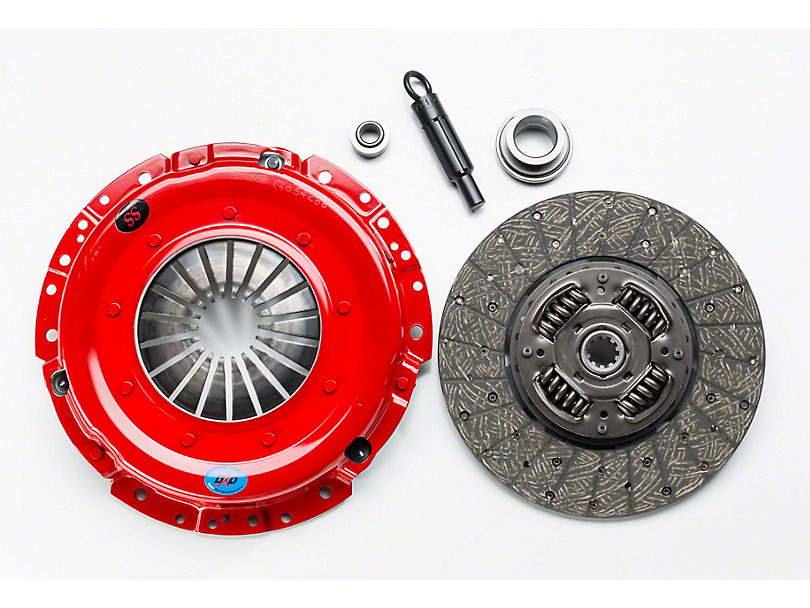 South Bend Clutch Stage 3 Daily Clutch Kit (99-Mid 01 Cobra)