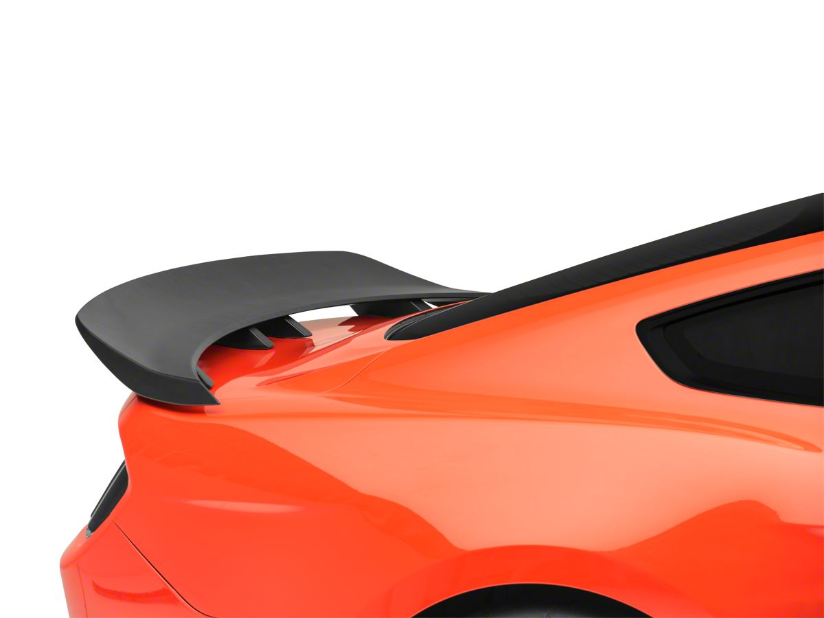 2005-2009 Ford Mustang Painted Rear Spoiler Wing 08