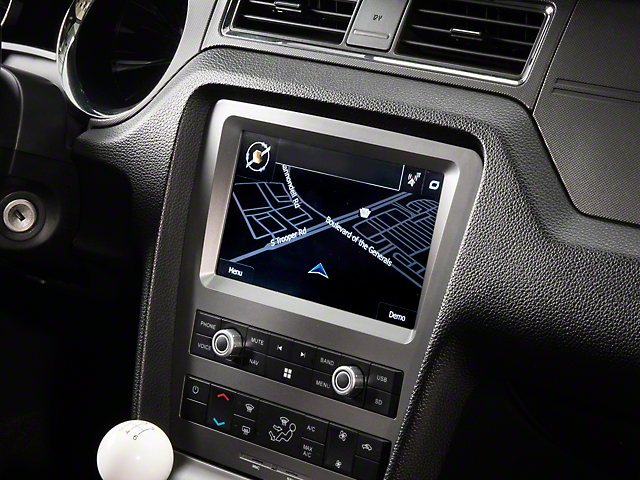 Navos OE-Style Touchscreen Navigation (10-14 All)