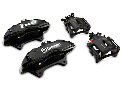 Ford Performance Brembo 6-Piston Brake Upgrade Kit - 15 in. Rotor (05-14 GT, BOSS 302, GT500)
