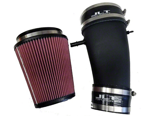 JLT Induction Kit with Red Oil Filter (10-14 GT500)
