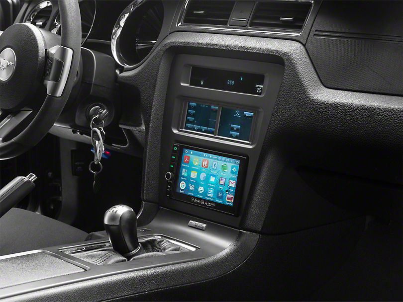 Raxiom by Insane Audio Plug & Play Navigation Unit (10-14 All w/o Shaker System)