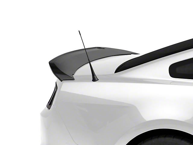 MMD GT500 Style Rear Spoiler; Carbon Fiber (10-14 All)