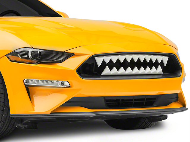 Shark Bite Upper Grille (18-20 GT, EcoBoost)