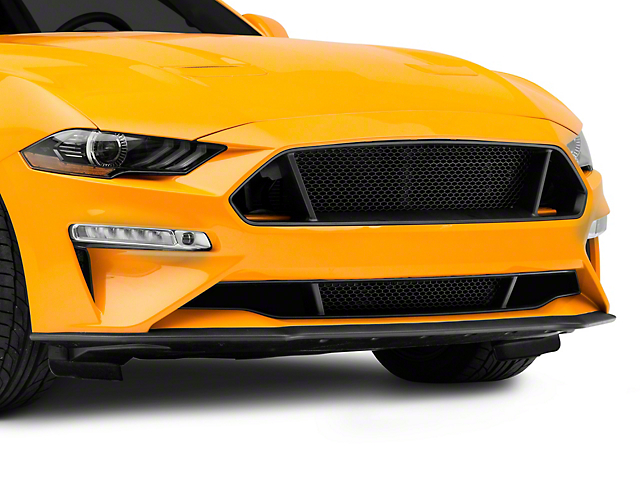 MP Concepts Lower Grille; Black (18-20 GT, EcoBoost)