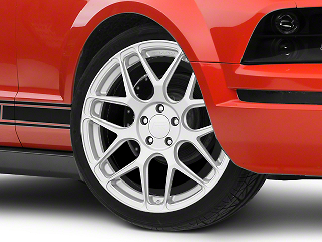 Rovos Pretoria Satin Silver Wheel - 20x8.5 (05-14 All)