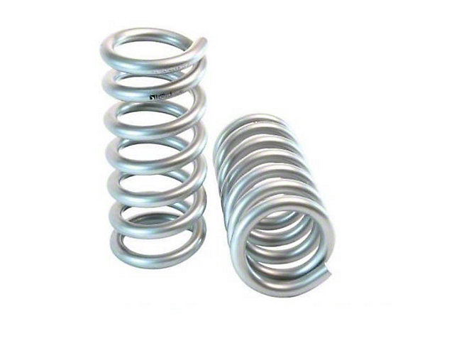 ST Suspension Heavy Duty Stock Height Springs; Rear (79-93 All)