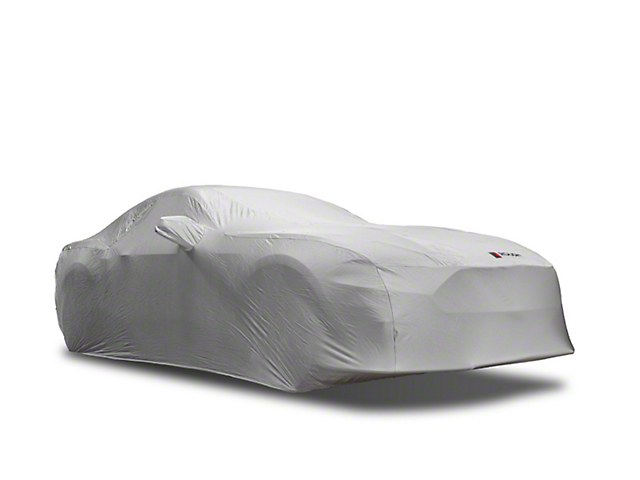 Roush Indoor Stretch Car Cover; Satin (15-20 All)