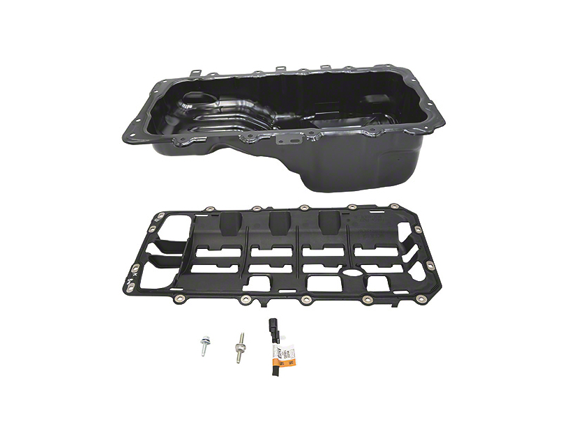 Ford Performance GEN 2 Coyote Engine Oil Pan (11-17 GT)