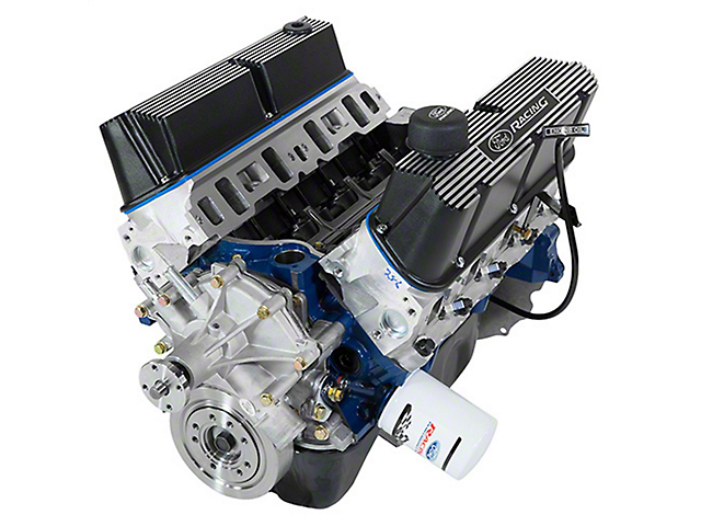 Ford Performance 302 Cubic Inch 340 HP Crate Engine with E-Cam