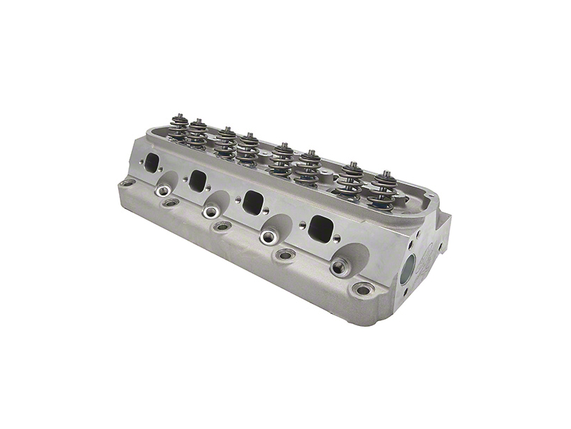 Ford Performance 302/351W X2 Street Cruiser Assembled Aluminum Cylinder Head - 64cc