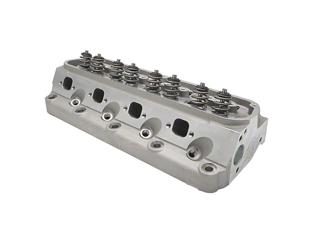 Ford Performance 302/351W X2 Street Cruiser Assembled Aluminum Cylinder Head; 64cc