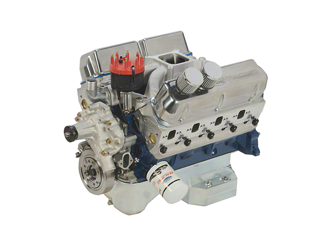 Ford Performance Mustang 347 CI 415HP Sealed Racing Crate Engine M