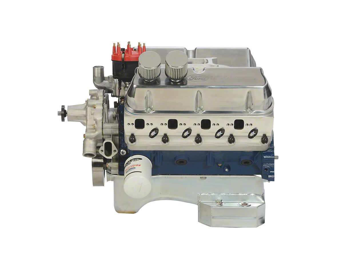 Ford Performance 347 CI 415HP Sealed Racing Crate Engine
