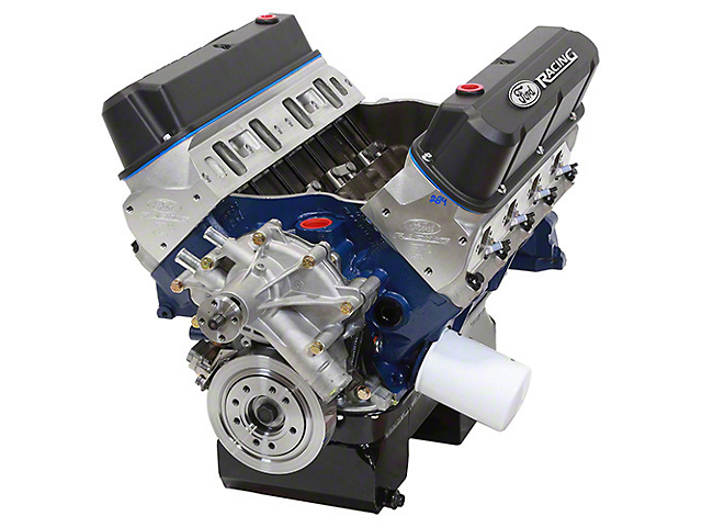 Ford Performance 427 Cubic Inch 535 HP Boss Crate Engine with Rear Sump Oil Pan
