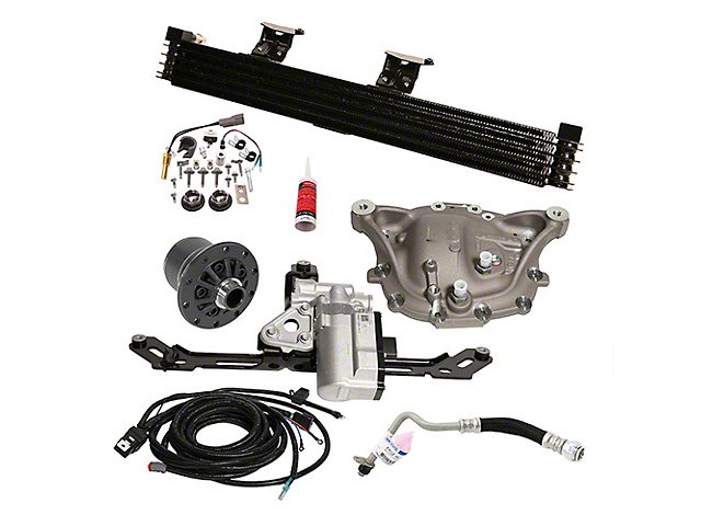 Ford Performance Differential Cooler Kit (15-20 GT350)