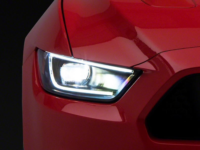 Morimoto XB LED Headlights (15-17 All; 18-19 GT350)