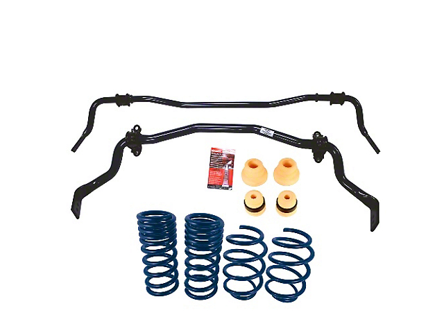 Ford Performance Sway Bar and Lowering Spring Kit (15-20 GT350)